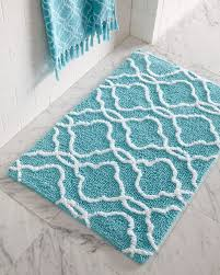 White Bathroom Rugs Bath Rugs Everything Turquoise Page 2