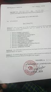si e du conseil constitutionnel cameroun politique clément atangana nommé président du conseil