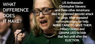 Hillary Clinton Benghazi Meme - benghazi cover up clinton emails reveal warnings from amb