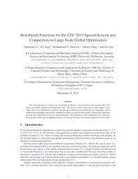 benchmark functions for the cec u00272013 special session and