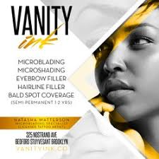 brooklyn hairline vanity ink eyebrow services 325a nostrand ave bedford