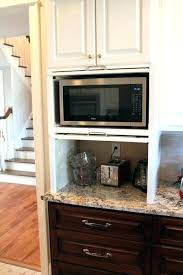 kitchen microwave ideas microwave placement ideas kitchen microwave cabinet wave s cabinets