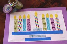 menorahs for kids menorah craft for kids