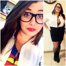 diy halloween for women diy clark kent costume super easy costume that you most likely