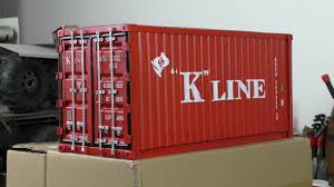 metal scale model shipping container youtube