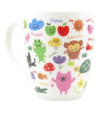 Animal Shaped Mugs Amazon Com Cute Animal Ceramic Tea Coffee Mug Cup Kids Adults 4