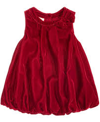 first impressions velvet bubble dress baby girls 0 24 months