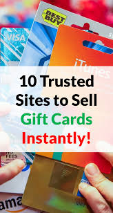 selling gift cards online 10 trusted to sell gift cards online for instantly in