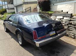 automotive history lincoln contintental mark vii u2013 the forgotten car