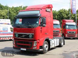 volvo 500 truck volvo volvo fh13 500 euro 5 eev vehicle detail used trucks