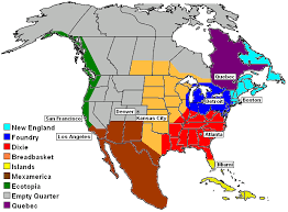 4 american cultures map 12 ways to map the midwest