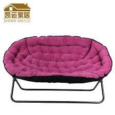 single folding sofa chair curved lounge foldable bed foam 17265