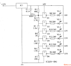 Simple Schematic Electric Cycle Counter Car Circuit Page 11 Automotive Circuits Next Gr