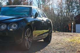 bentley blacked out review 2017 bentley flying spur v8 s