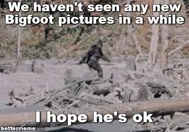 Foot Meme - big foot