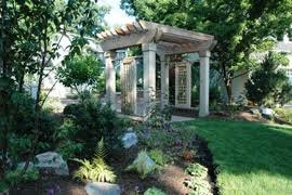 Average Cost Of Landscaping A Backyard Cost Of Landscaping Estimates And Prices At Fixr