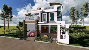 modern small house designs philippines youtube