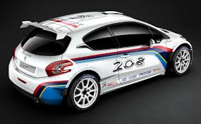 peugeot automobiles peugeot 208 r5 full modif edition 2014 cars pinterest