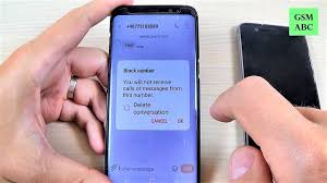 how do i block text messages on my android phone how to block sms text messages on samsung galaxy s8 s8 and note