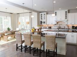 inspired home interiors interior exterior stunning open plan kitchen decoration with