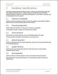 acquisition plan template software development template pack 30 ms word templates