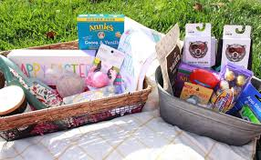 his hers grown up easter baskets ourfineday