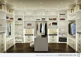 walk in closet furniture 15 walk in closets for storing and organizing your stuff home