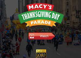 macy s thanksgiving day parade 2017 live