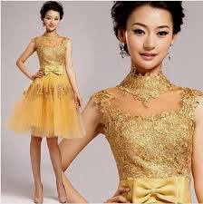 vintage gold cocktail dress naf dresses