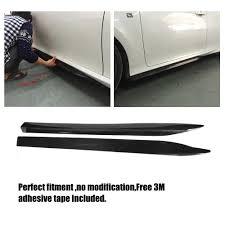 lexus gs 350 for sale south africa carbon fiber side skirt extension lip fit for lexus gs350 f sport