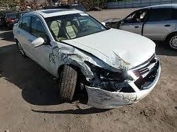2008 honda accord exl photos salvage car auction copart usa