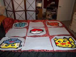 pokemon blanket of doom