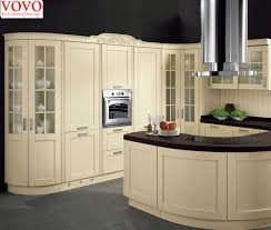 Rubberwood Kitchen Cabinets Curved Kitchen Cabinet Doors On Aliexpress Com Alibaba Group