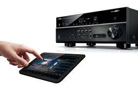 receiver home theater yamaha rx v483 5 1 channel home theatre receiver west coast hi fi