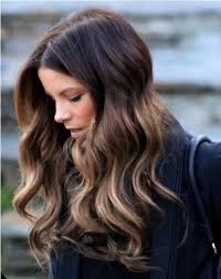 dark brown hair with blond highlights gorgeous highlights for brightening up dark brown beautiful on