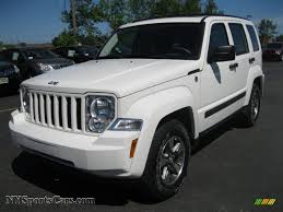 beige jeep liberty 2008 jeep liberty sport 4x4 in stone white 254455 nysportscars