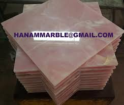 pink onyx tile onyx tiles for sale