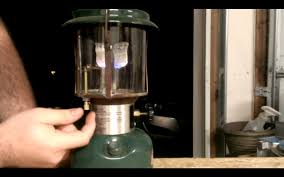 lighting a coleman lantern coleman lantern spark igniter and mantle install youtube