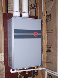 tankless water heaters latest in high efficiency extreme how to