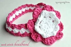 crochet baby headband 50 crochet headband patterns allfreecrochet