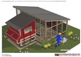 home garden plans l104 chicken coop plans construction