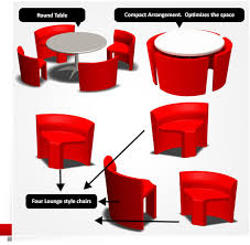 Coca Cola Chairs Kiosks Jazz Furniture Sets For Beverages Innovaxis India