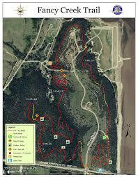 Buffalo Creek Trail Map Fancy Creek Trail Get Outdoors Kansas