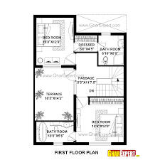 house plan for 25 feet by 35 feet plot plot size 97 square yards