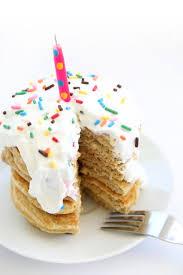 birthday cake batter protein pancakes postres fiestas