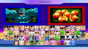 free download game dragon ball road victory mugen res