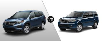 lexus rx or honda pilot the honda pilot 2015 vs 2016