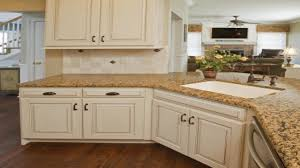 Antique White Glazed Kitchen Cabinets How To Refinish Cabinets White Painted Kitchen Cabinets To