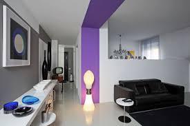 chambre violet et blanc interessant deco violet color block a part violetta pour chambre