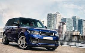 kahn range rover sport side view larte design land rover range rover sport wallpaper